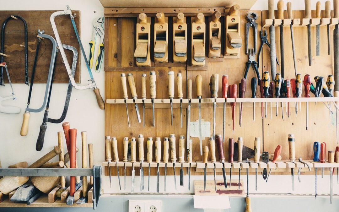 Je spullen efficiënt opslaan? Dat doe je zo