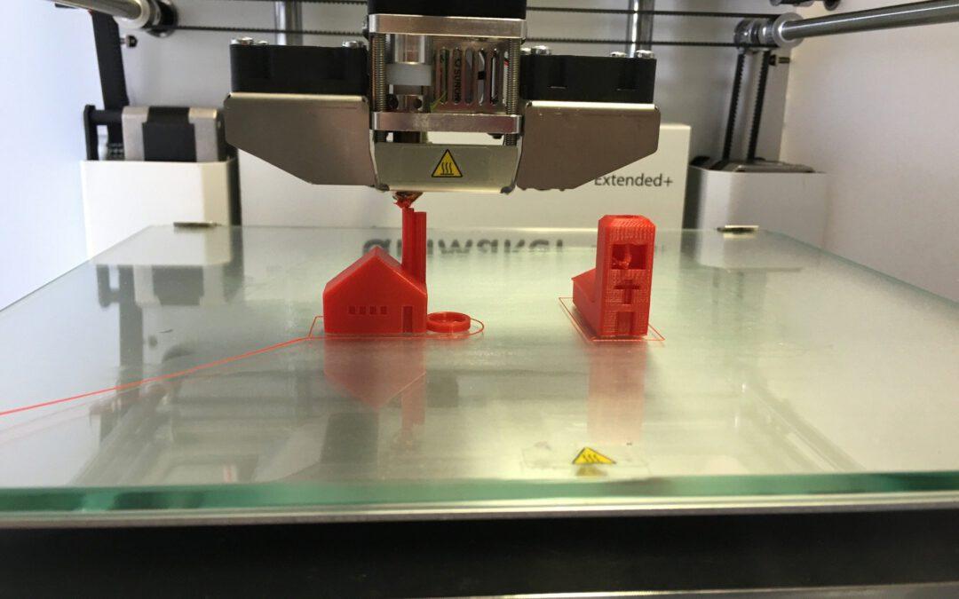 Gebruiksgemak van PLA filament